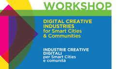 DIGITAL CREATIVE INDUSTRIES for Smart Cities & Communities
