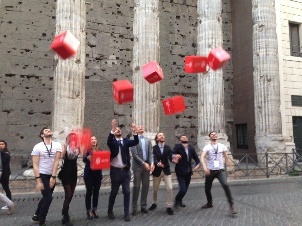 MAKER FAIRE ROME - ROAD TO SUCCESS