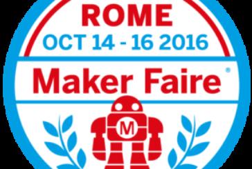 MAKER FAIRE ROME – THE EUROPEAN EDITION 2016