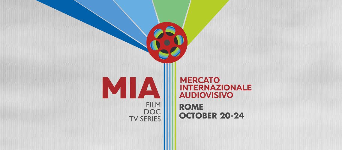 II EDIZIONE DI MIA: MERCATO INTERNAZIONALE AUDIOVISIVO
