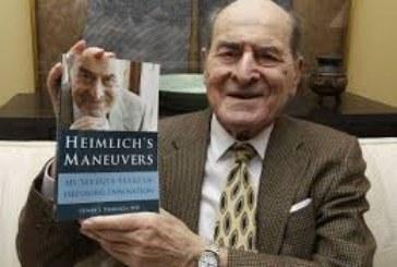 HENRY HEIMLICH E LA MANOVRA SALVA VITA DI PRIMO SOCCORSO E DI DISOSTRUZIONE PEDIATRICA