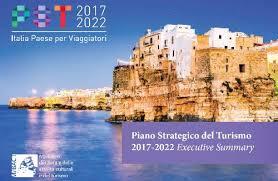 PIANO STRATEGICO DEL TURISMO (2017-2022)