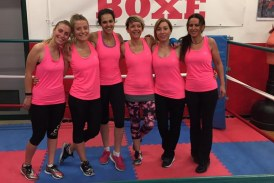 Women Frascati Boxe