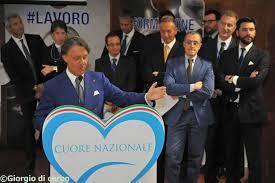 ANDREA DI MASO: ITALIA NEL PIENO DELLA CRISI, MI AUGURO POSSA TORNARE IN CAMPO UN FUORICLASSE COME GIANNI LETTA